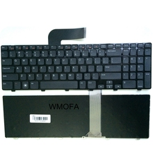 US Black New English Replace laptop keyboard FOR DELL N5110 M501Z M5110 M511R 15R Ins15RD-2528 2728