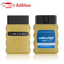 Adblue Emulator for FORD Adblueobd2 OBD2 Scanner Trucks Diagnostic Tool Heavy Duty Diesel Scan Tool(China)