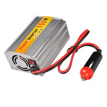 150W DC 12V to AC 220V Car Power Inverter with USB connector voltage transformers Inverters car automobile motor vehicle