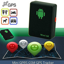 Mini Portable Global Locator Real Time Vehicle Bike Car Kids Pet GPS Tracking GSM/GPRS/GPS Tracker