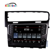 For VW Golf 7 MK7 2014 2015 2016 MIB System Autoradio Stereo Receiver GPS Navigation Sat Navi Media Airplay PhoneLink (NO DVD)(China)