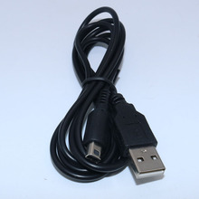 50pcs USB Charger Charging Power Cable Cord for Nintendo New 3DS XL 3DS 2DS NDSi DSi XL LL(China)