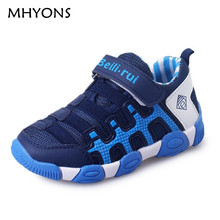 New Arrival 2017 Autumn Fashion Kids Trainers for Boys Rubber Sole Solid Children Shoes Girls Sneakers Kids Sapato Menino ZT