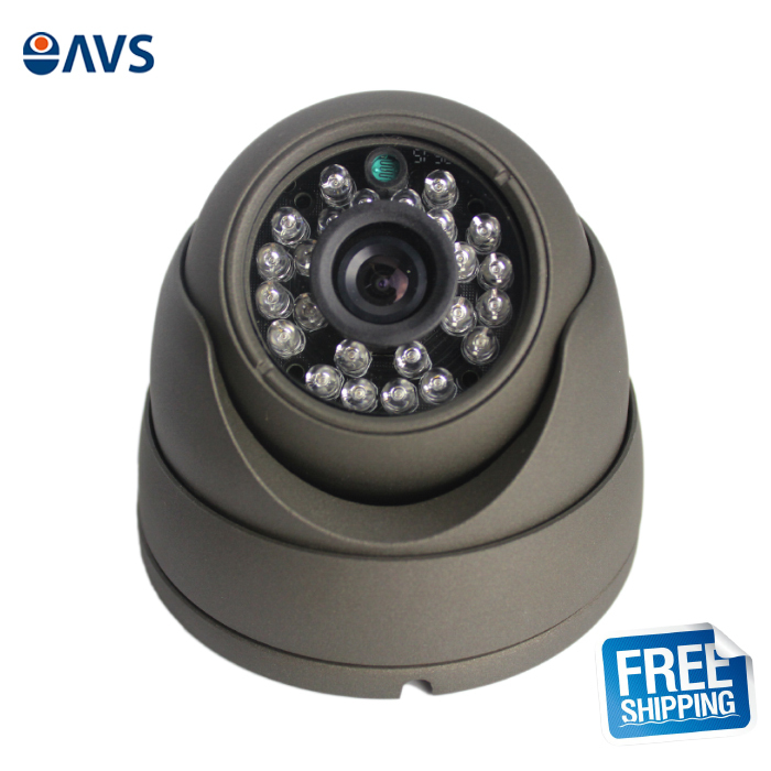 Super Definition Sony CCD 1200TVL Security Dome CCTV Camera System<br>