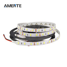 5M/Roll SMD5630 LED Strip light DC 12V Flexible Tape Ribbon Bar light High Brightness Holiday Party Indoory Lighting