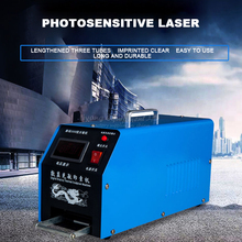 Small laser engraved chapter graphics rendering photosensitive seal machine Q10038(China)