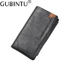 Bank ID Business Credit Card Holder Organizer Auto Car Document Genuine Leather Passport Cover Case Men Wallet Bag Cardholder