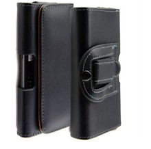 New Smooth / Lichee Pattern Leather Pouch Belt Clip bag For nokia n8 Phone Cases Cell Phone Accessory