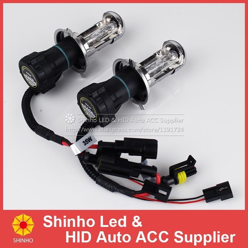 2x Bi Xenon 35W 12V DC HID Automotive Headlight Replacement Bulbs H4-3 9004-3 H13-3 Hi/Lo Bi  Beam Lamp 4300/6000/8000/10000K<br><br>Aliexpress