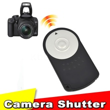 RC-6 IR Infrared Wireless Remote Control Shutter Release For Canon EOS 7D 5D Mark II III 6D 500D 550D 600D 650D 700D Controller