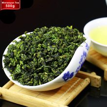 500g Oolong Tea New Products 2017 Spring  Chinese Anxi TieGuanYin tea Natural Organic Health Weight loss Beauty Tea Tea Sets