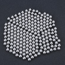 200Pcs 6mm Diameter Steel Ball For Outdoor Hunting Slingshot Bearing Ammo Hoodle