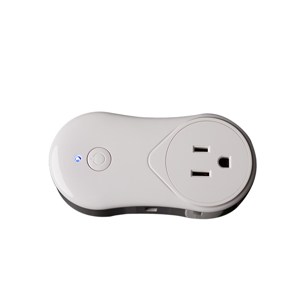 Smart Plug WIFI Outlet USB Charger Remote Control Adapter Wireless Smart Home Automation Power Switch Control Device Anywhere