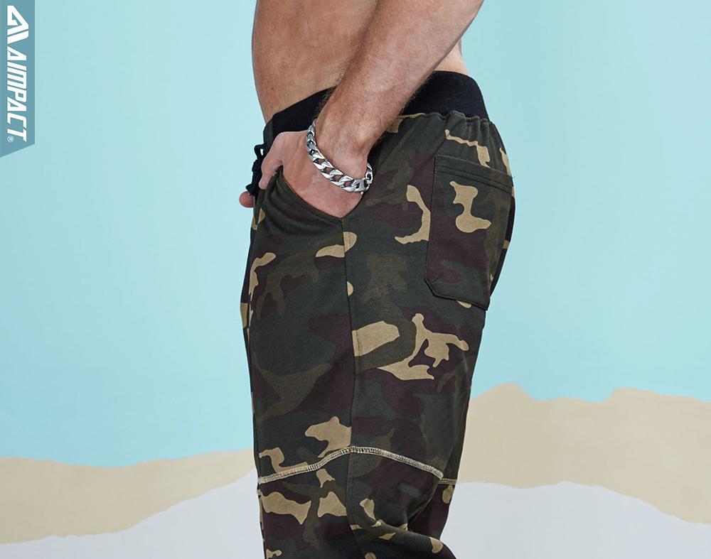 Aimpact 2017 New Camouflage Jogger Pants Men Cotton Sweatpants  (8)
