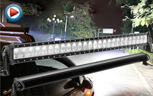 Free UPS ship!50inch 260W 18200LM,1pcs,10~30V,6500K,LED working bar,Boat,Bridge,Truck,cruiser fog light