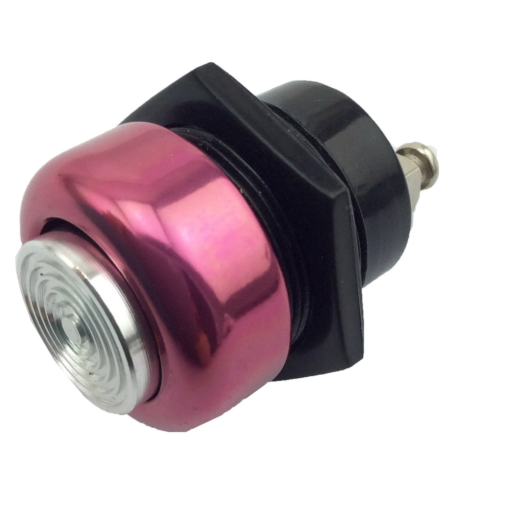 DC 12V 20A Push Start Ignition Switch for Racing Sport Car Engine Push Start Button switch(China)