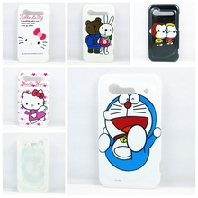 11 Patterns Cartoon Hard Phone Case Cover for HTC Incredible S Case G11 Cover