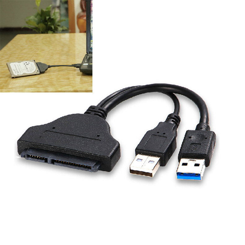 "USB 3.0 to 2.5"" SATA Hard Drive Adapter Cable SATA to USB 3.0 Converter(China (Mainland))"