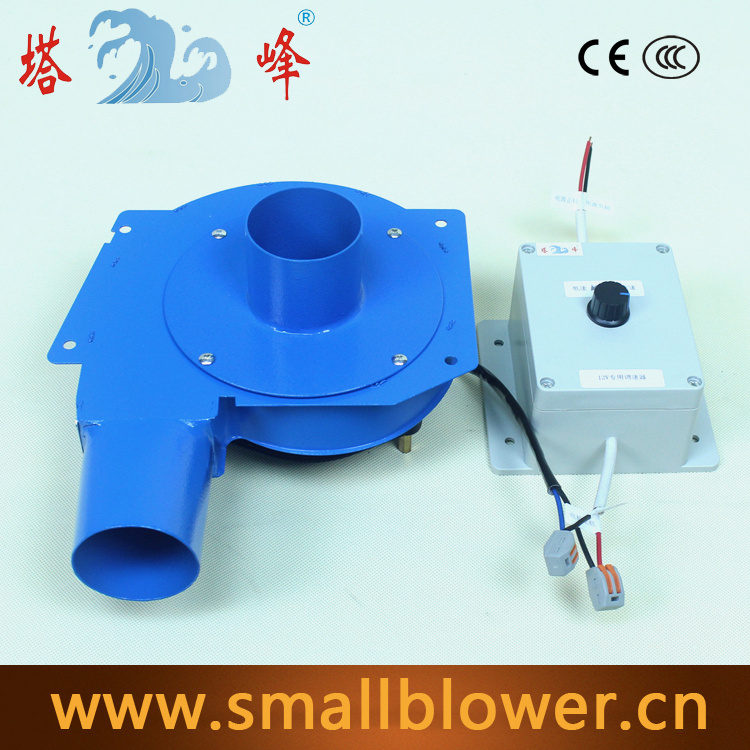 small high pressure 80w 24v centrifugal ventilation fan gas blower 60mm pipe with stepless speed regulation<br><br>Aliexpress