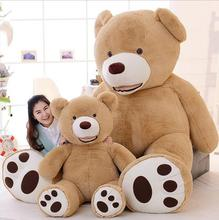 New Kawaii 3.4 m Huge Plush Animals Giant Teddy Bear Plush Soft Toys Kids Toys Stuffed Animals Huge Plush Bear Best Gifts