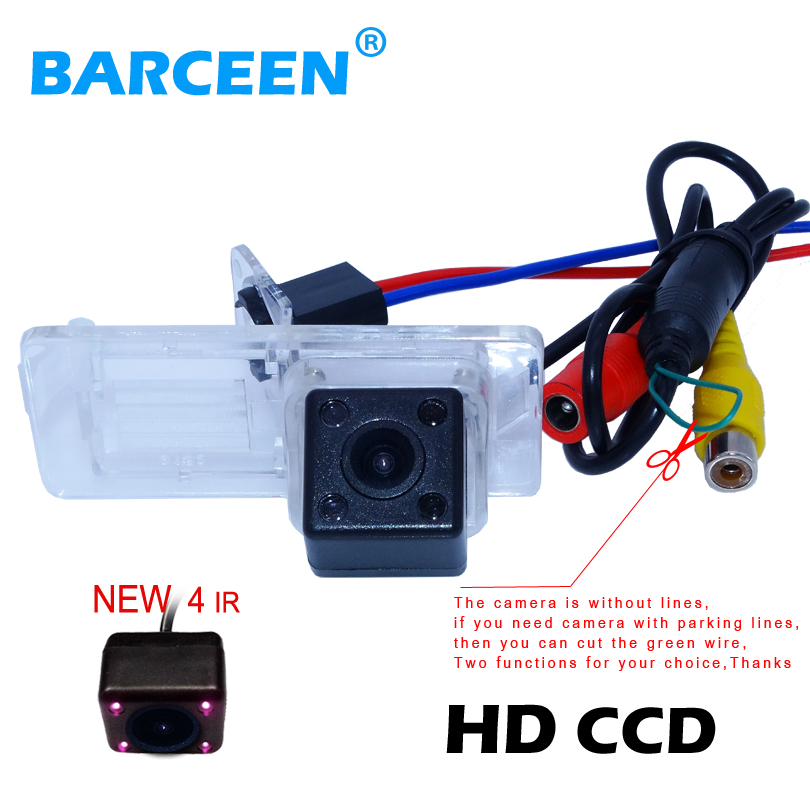 IR lights car reversing camera night vision original use for Renault Fluence/Dacia Duster/Megane 3/ for Nissan Terrano(China (Mainland))