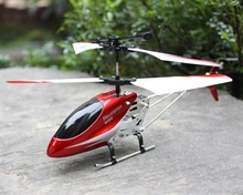 9098 Metal 3-Ch Mini Helicopter Gyro LED flashing lights rc helicopter toy