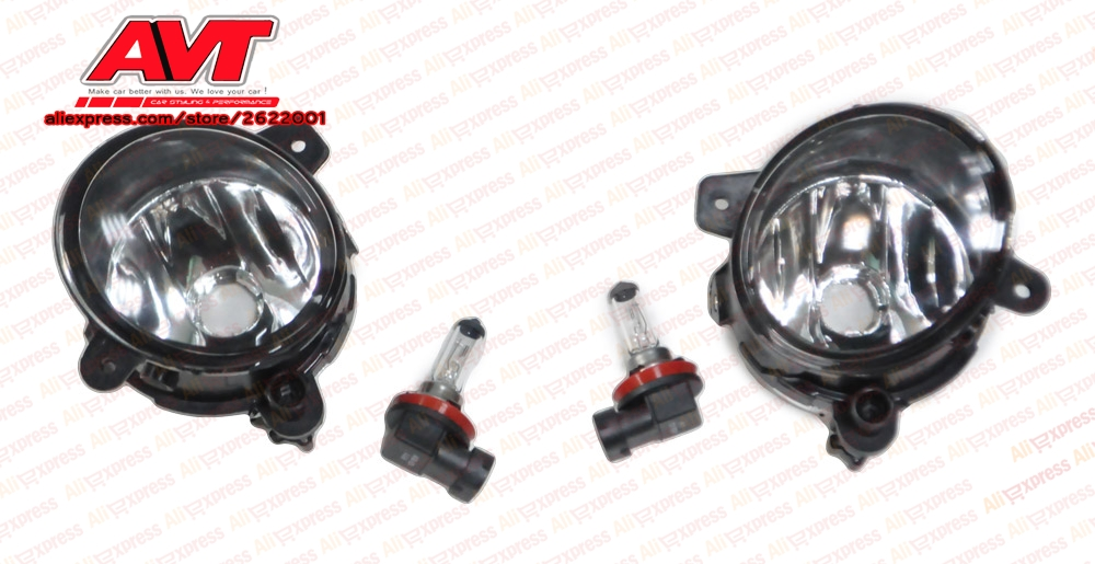 Fog lights for Lada Granta 2012- 2 pcs set car accessories styling lights decoration automotive lamp halogen<br>