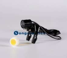 High brightness Clip Medical Surgical Dental Headlight with a Yellow Filter