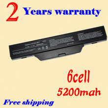 JIGU Replacement Laptop Battery For HP COMPAQ 510 610 615 6720 6730 6735 6820 6830S 451086-161 free shipping