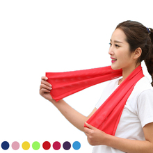 Ice Cooling Towel For Outdoor Sports &Work Cooling Neck Headband Bandana Scarf Stay Easy To Carry Anti Ultraviolet Lasting Cool
