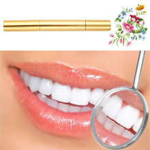 Top Quality  Dental Teeth Whitening Pen Bleach Stain Remover Tooth Gel Instant Whitener golden