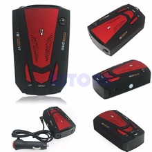 360 Degree Car Speed Limited Detection Voice Alert Anti Radar Detector