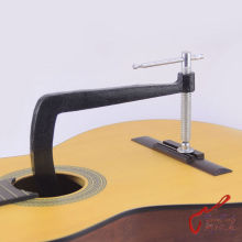 Cast Steel  Deep Throat Clamp For Classical Guitar Bridge