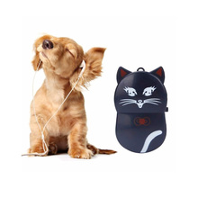 Lovely Cat Design MP3 Player Mini Portable Clip Music MP3 Player Used as a Micro SD/TF card reader Support 32GB SD Card #ORMK06