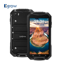 Geotel A1 IP67 Waterproof Mobile Phone Android 7.0 MTK6580M Quad-core 1.3GHz 1GB+8GB 8.0MP 3400mAh 4.5inch 3G WCDMA Smartphone
