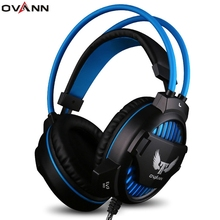 Hot Selling OVANN X70 - C Professional Gaming Headsets with Microphone Suspension Headband Support 3.5mm Connector USB interface
