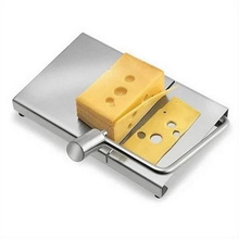 Hot Sale Cheese Slicers Stainless Steel Wire Cheese Cutters Butter Cutting Boards Tools
