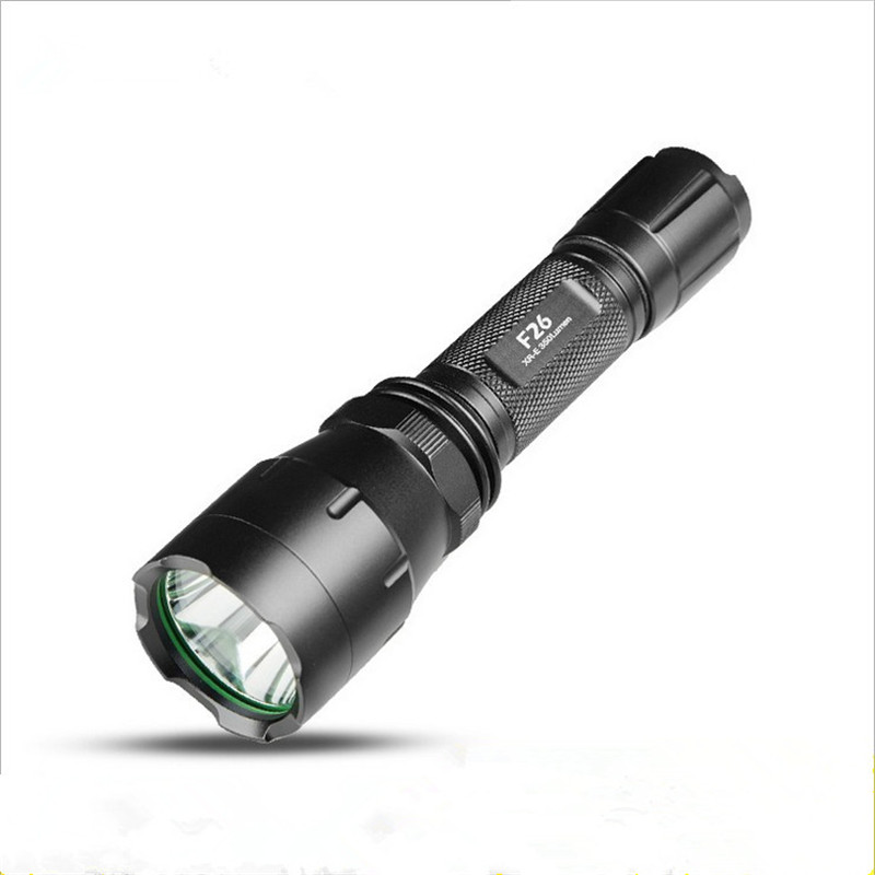 18650 lLinternas LED Flashlight Rechargeable Battery Lanterna CREE XM-L2 1000LM led Tactical Flash light waterproof light Torch <br><br>Aliexpress