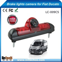 Sharp CCD 420TVL 120 degree Rear View Brake Light Camera For Fiat Ducato 2006~2015