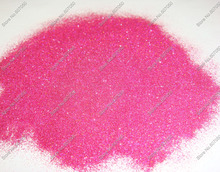 "1/256""(0.1MM)004inch-Solvent Resistant Holographic Laser Rose Plum Red Color Nail Glitter Dust Powder for Nail Polish&Gift Craft"