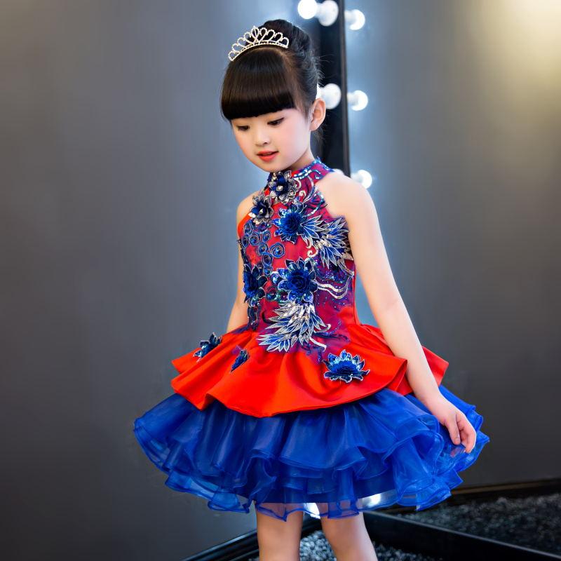 Платья Для Девочек Для Выступлений На Сцене