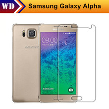 G850 Original Samsung Galaxy Alpha G850F Ouad Core 16GB ROM 12.0MP 4.7 Inch TouchScreen Unlocked Cell Phone(China)