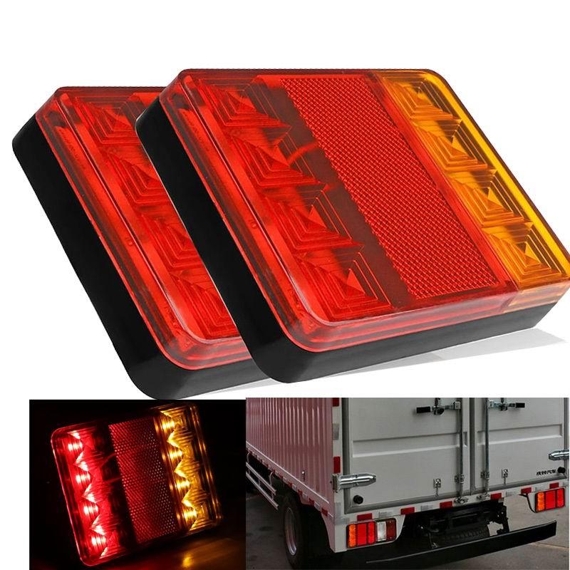 диодные задние фонари для грузовиков и прицепов