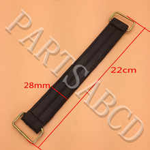 22cm Long Battery Strap Belt 150CC 250CC Go Kart ATV Quad