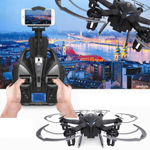 New iDrone i6W Wifi FPV Live HD Camera RC Flying Quadcopter 2.4G 6-Axis Gyro Professional mini drones Remote Control Toys #TX