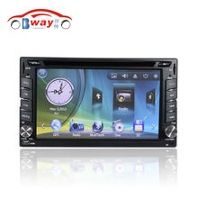 Free Shipping Car audio 256 MB RAM Universal interchangeable car dvd player with GPS Radio Bluetooth SD USB,Free 8GB map card