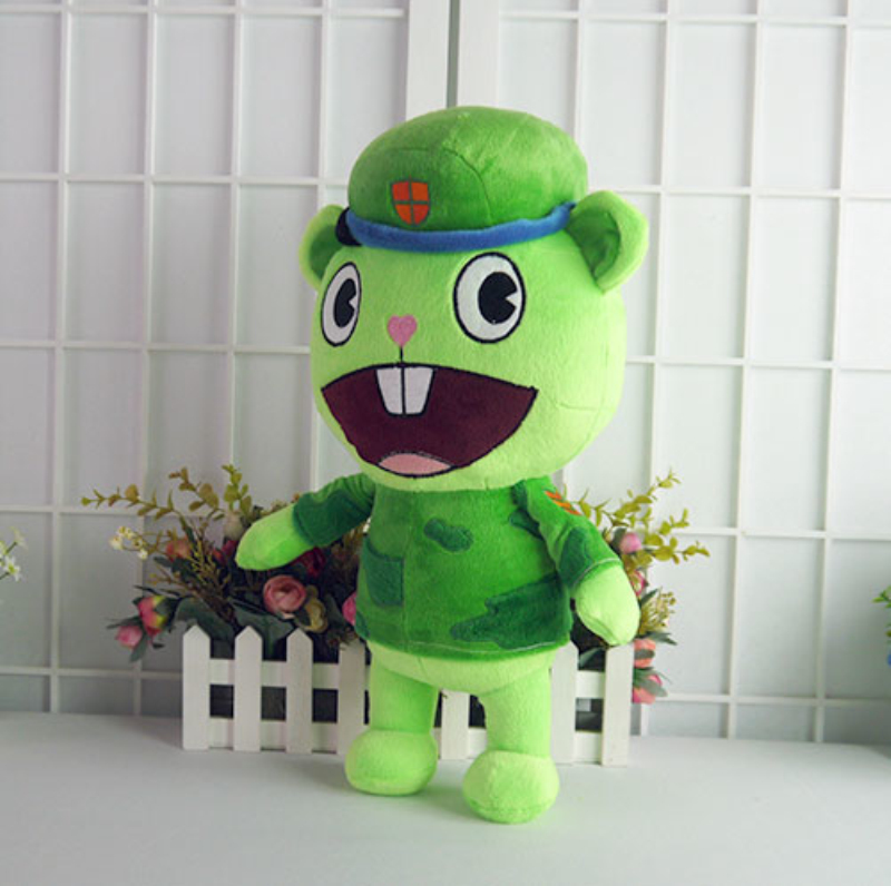 Happy Tree Friends Splendid Splendont Stuffed Doll Anime Plush Toy 38CM Gift 1PC
