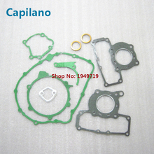 motorcycle dirtbike VT250 MAGNA 250 VTZ250 complete engine gasket include cylinder gaket for Honda 250cc VT VTZ 250 seal parts
