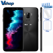 Original BLUBOO S8 Plus / S8 4G Mobile Phones Android 7.0 3GB/4GB RAM 32GB/64GB ROM Octa Core Smartphone Dual SIM HD+ Cell Phone(China)