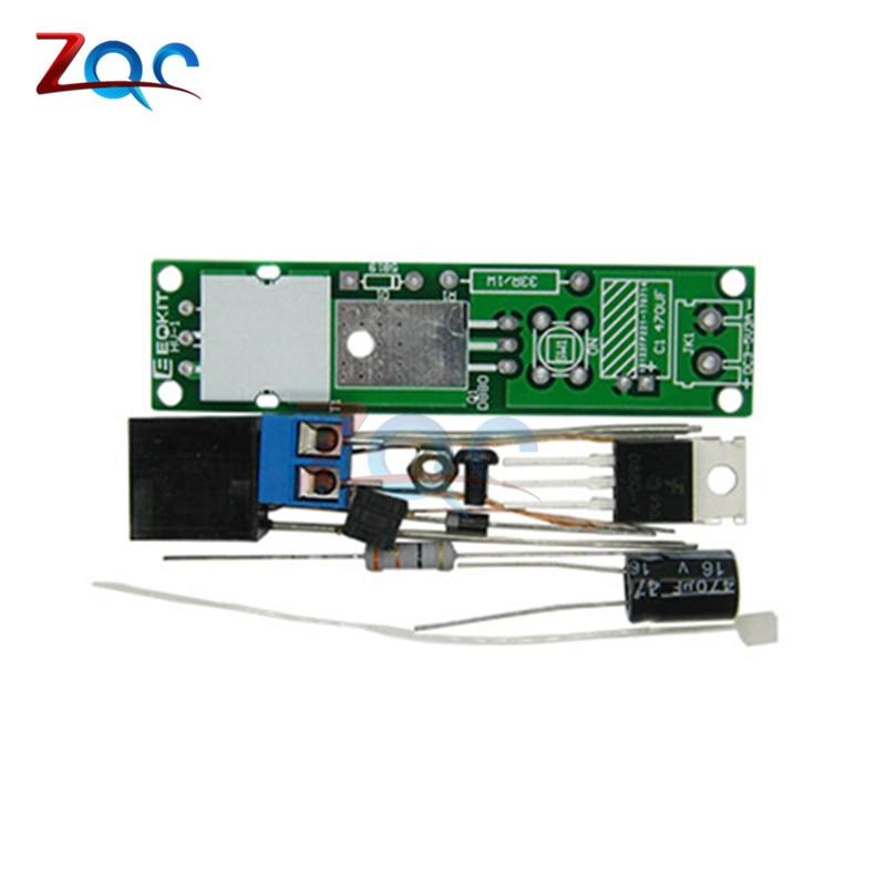 HV-1 High Voltage Igniter Kit Arc Ignition Parts DIY Kit Arc Generator Arc Cigarette Igniter Module PCB Board DC 3-5V 3A 4